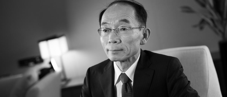 Professor Yamawaki describes predicting therapeutic response