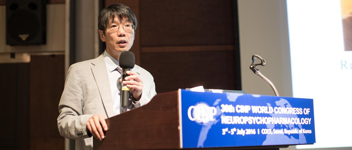 Professor Xiao-Jing Wang describes inhibitory cell circuits