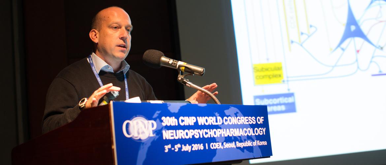 Professor Thomas Klausberger taps into mental inllness