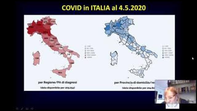 Caratteristiche COVID-19 - Intervista alla prof.ssa Claudia Balotta (prima parte)